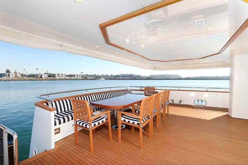 Marina Del Rey Yacht Rentals 125ft Yacht 03