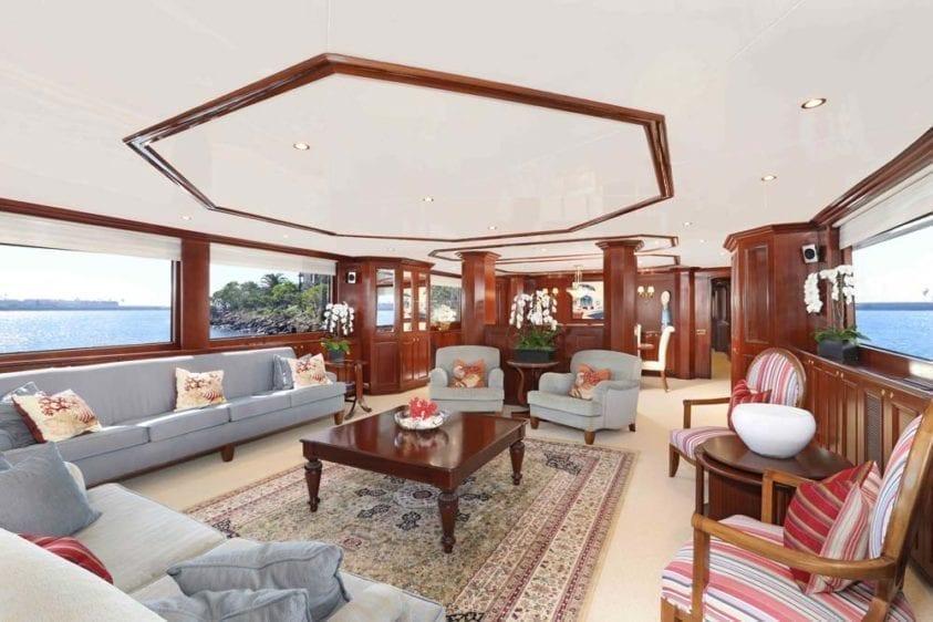 Marina Del Rey Yacht Rentals 125ft Yacht 08