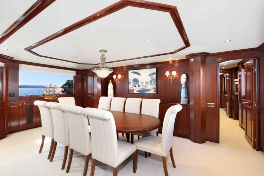 Marina Del Rey Yacht Rentals 125ft Yacht 10