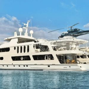 Marina Del Rey Yacht Rentals 145' Sun Coast