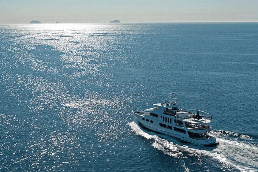Marina Del Rey Yacht Rentals 145' Sun Coast Coastal Cruise