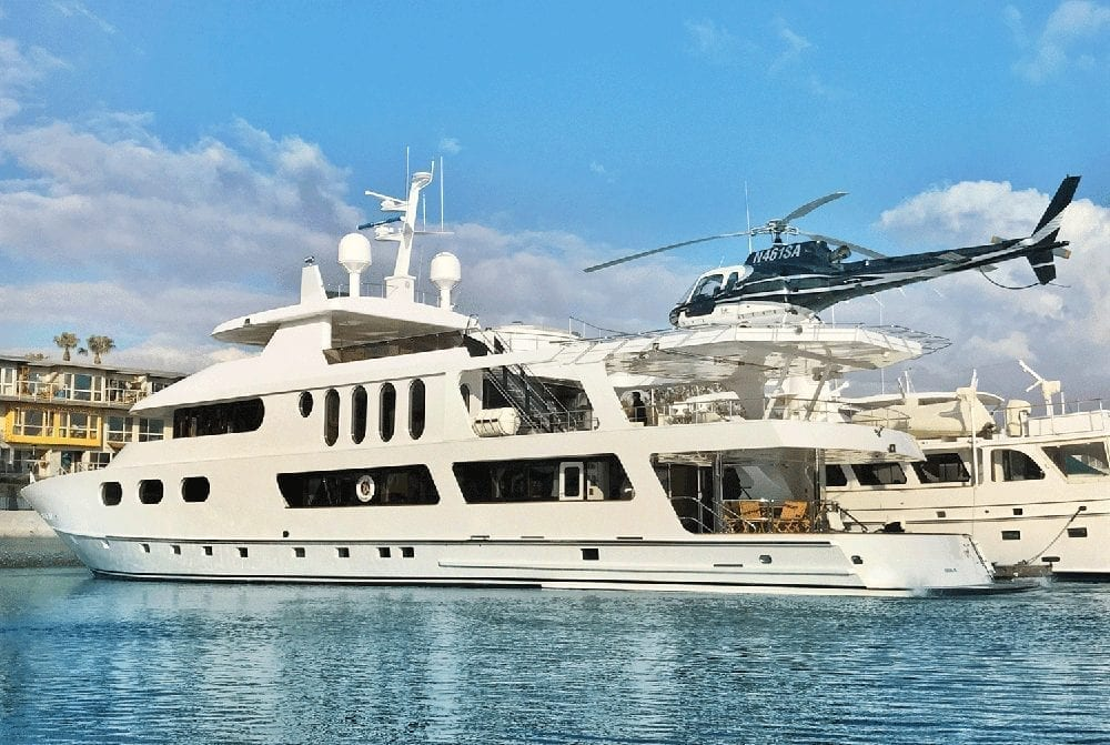 Luxury Yacht Charter 145' Sun Coast