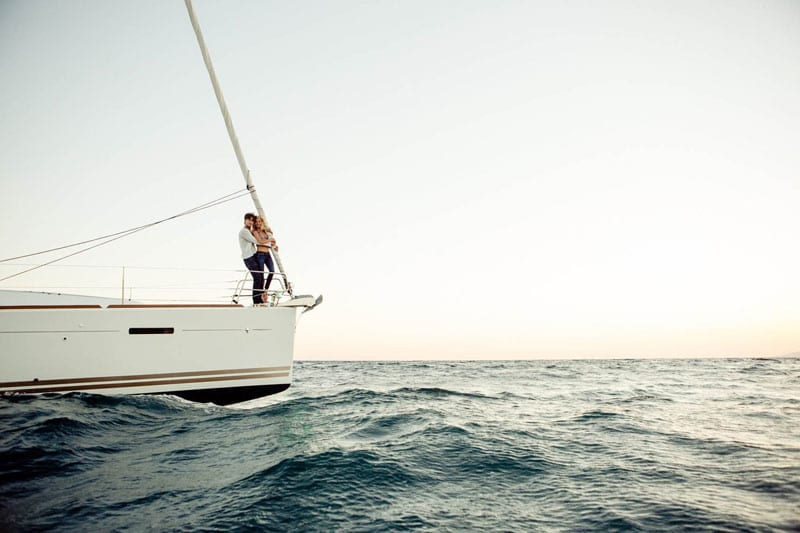 sailboat rental in marina del rey