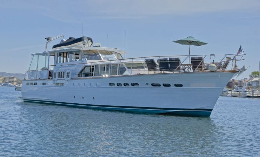 Marina del Rey Party Yacht 65' Chris Craft