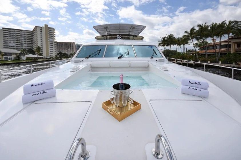 Marina del Rey Yacht Charter 02