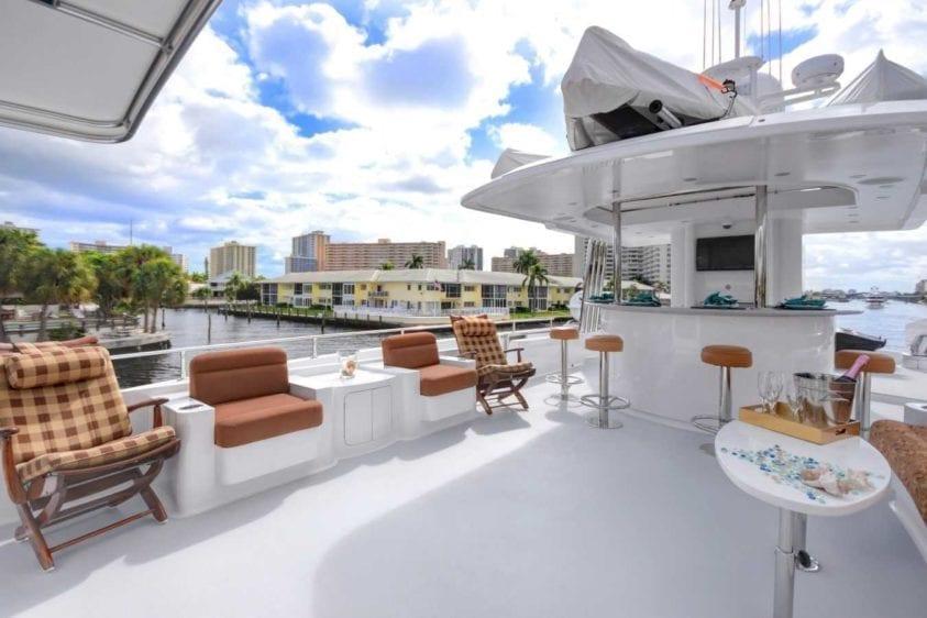 Marina del Rey Yacht Charter 04