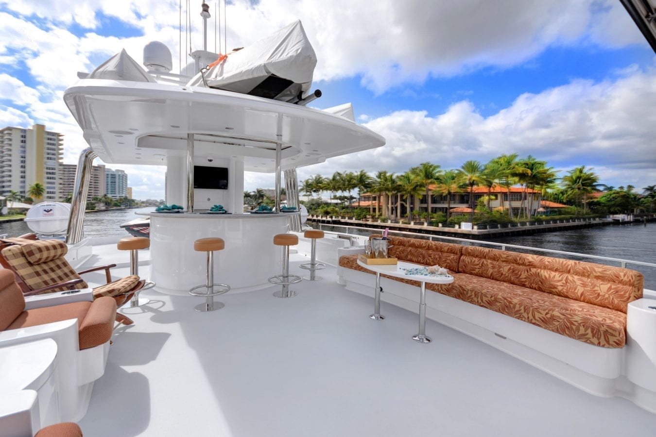 Overnight Yacht Charters
