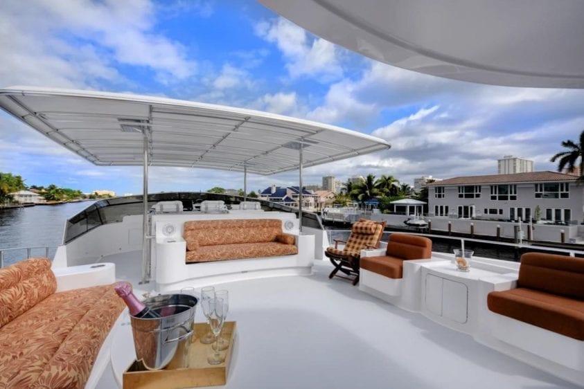 Marina del Rey Yacht Charter 06