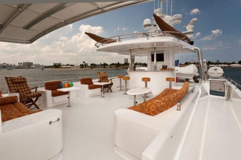 Marina del Rey Yacht Charter 07