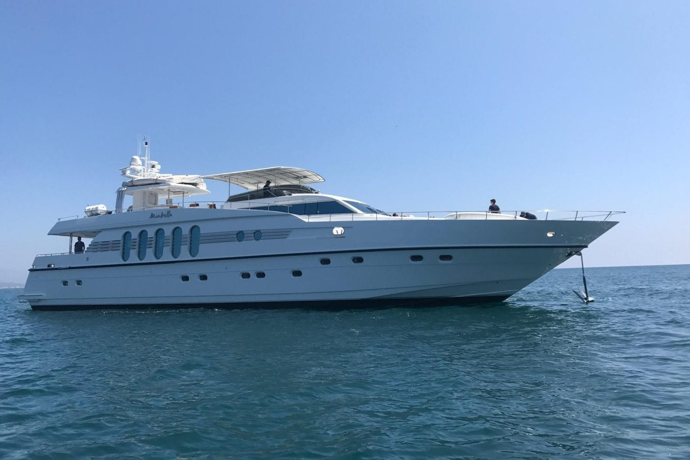 Marina del Rey Yacht Charter 19