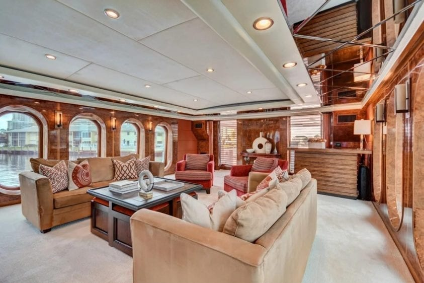Marina del Rey Yacht Charter 21