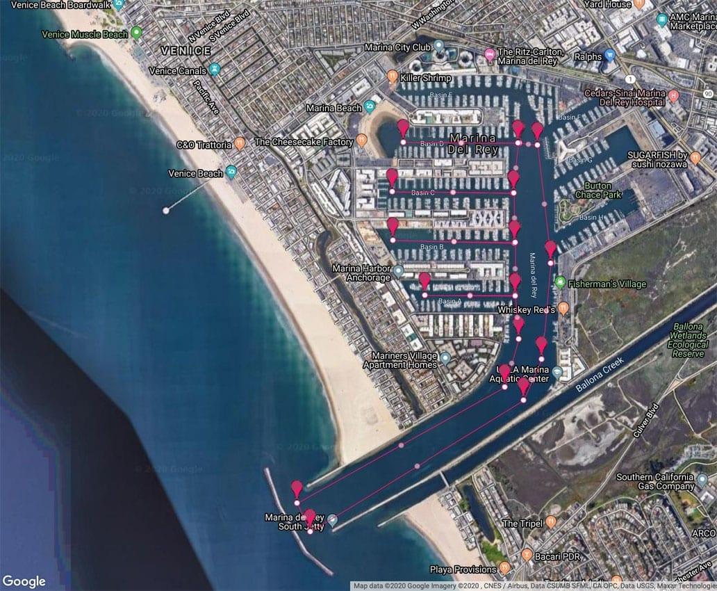 Marina-del-Rey-Yacht-Charter-Harbor-Cruise