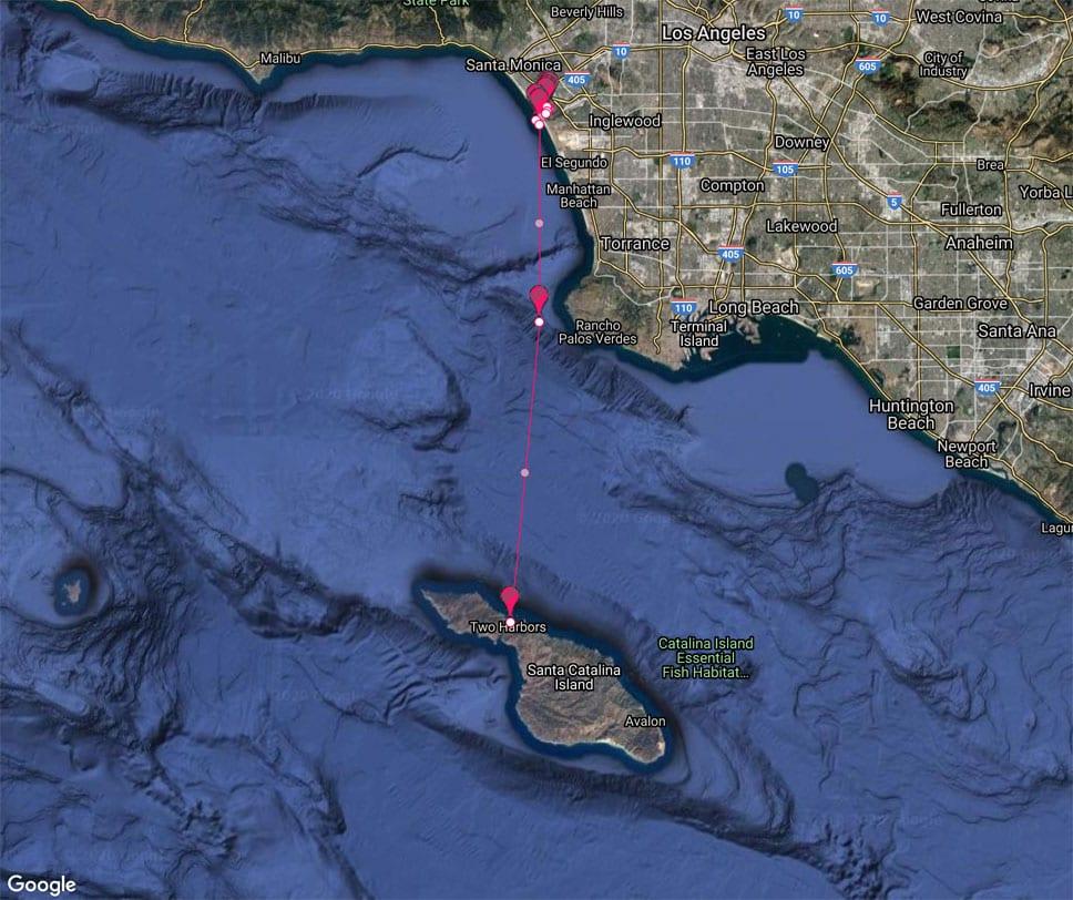 Marina-del-Rey-Yacht-Charter-to-Catalina-Island