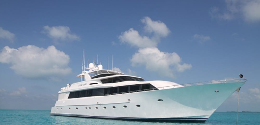 Private Yacht Charters 106' Westship