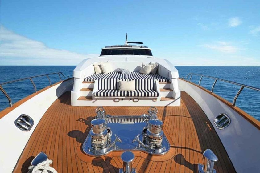 Marina del Rey Yacht Rentals 125 ft yacht
