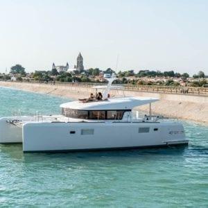 Marina del Rey Yacht Rentals 40' Lagoon 01