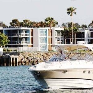 Marina del Rey Yacht Rentals 44' Regal