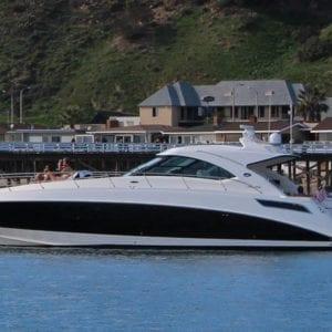 Marina del Rey Yacht Rentals 47' Sea Ray