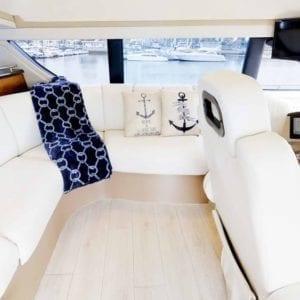 Marina del Rey Yacht Rentals 53' Carver