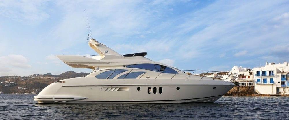 Marina del Rey Yacht Rentals 60' Yacht