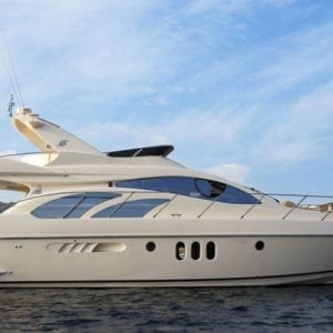 Marina del Rey Yacht Rentals 60' Yacht 01