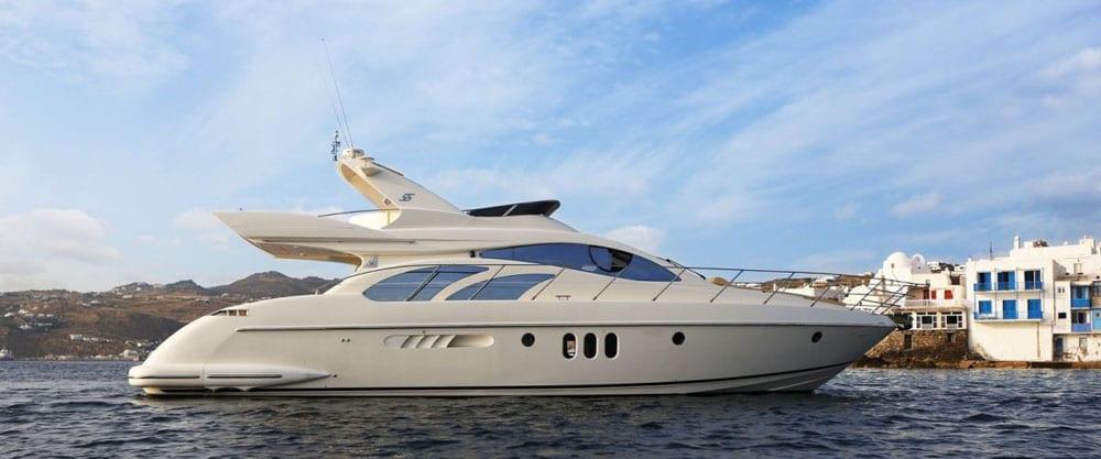 Marina del Rey Yacht Rental 60' Yacht