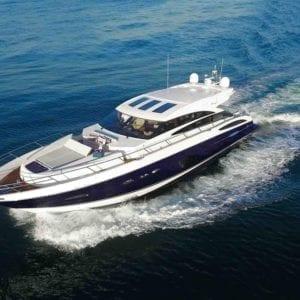 Marina del Rey Yacht Rentals 72' Princess 01