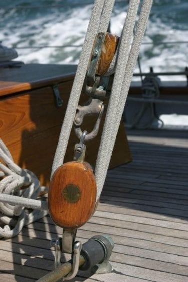 Marina del Rey Yacht Rentals 85' Schooner Brass