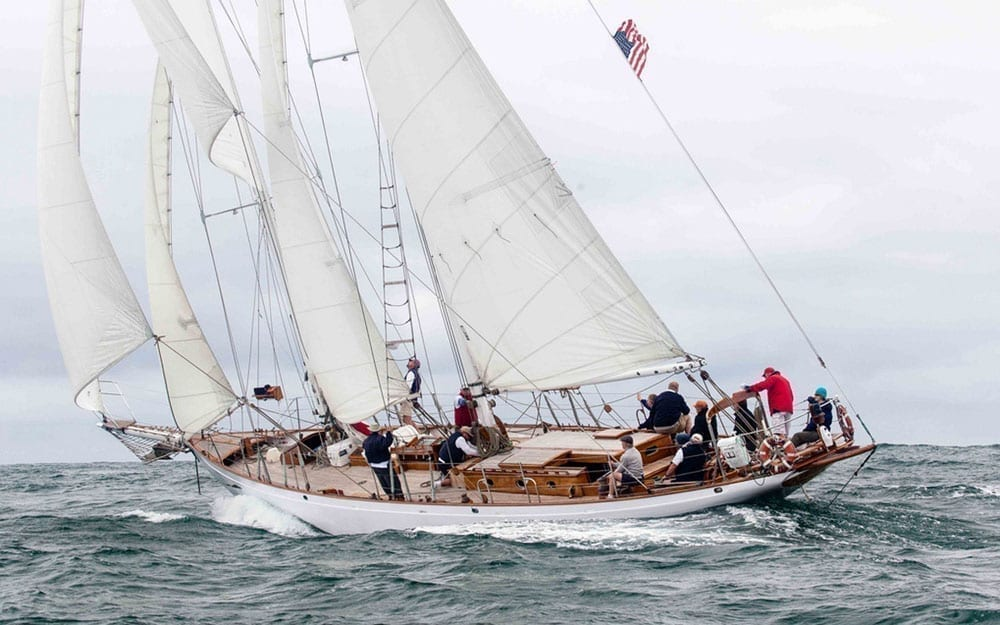 Marina del Rey Sailing Yacht Rentals 85' Schooner Sailing