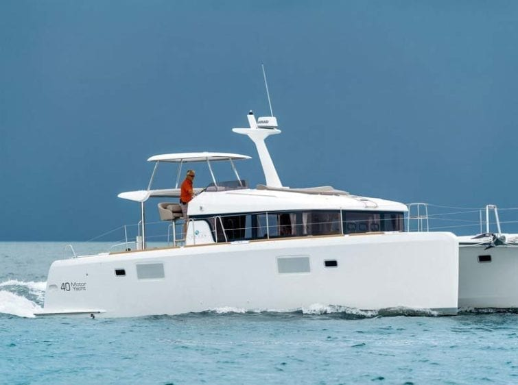 Marina del Rey Yacht Rentals Lagoon 03
