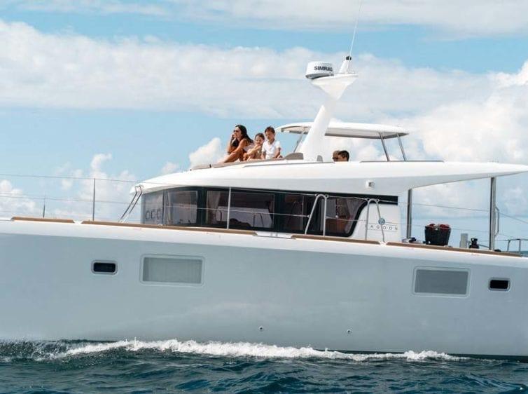 Marina del Rey Yacht Rentals Lagoon 05