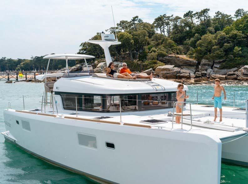 Marina del Rey Yacht Rentals Lagoon 06