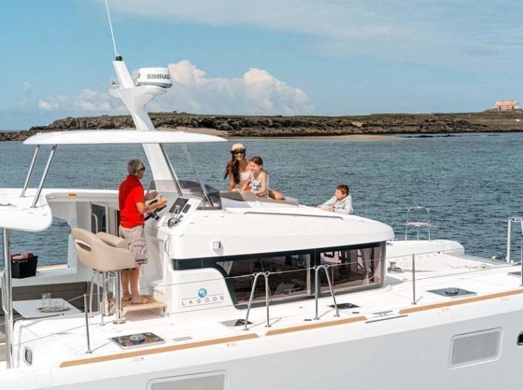 Marina del Rey Yacht Rentals Lagoon 07
