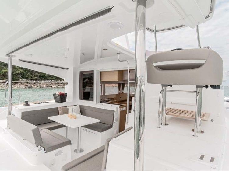 Marina del Rey Yacht Rentals Lagoon 09