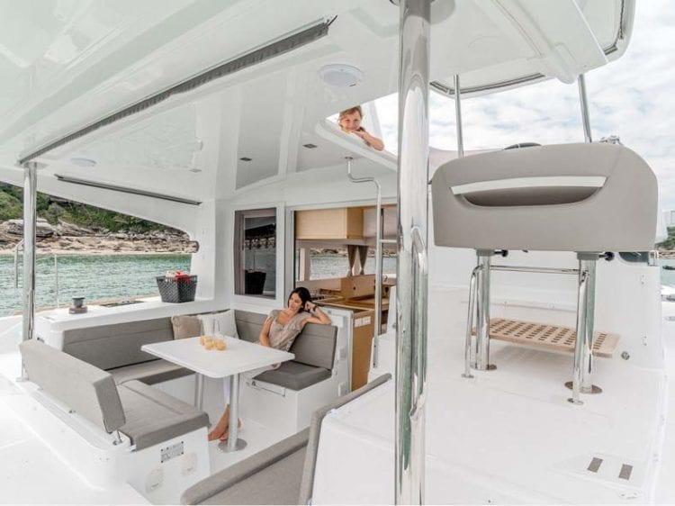 Marina del Rey Yacht Rentals Lagoon 10