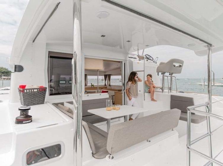 Marina del Rey Yacht Rentals Lagoon 11