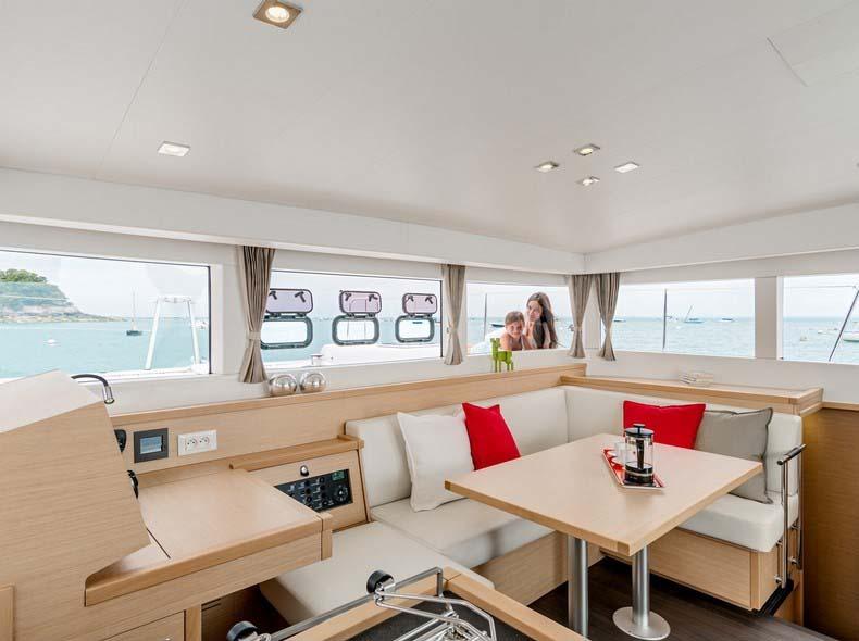 Marina del Rey Yacht Rentals Lagoon 12
