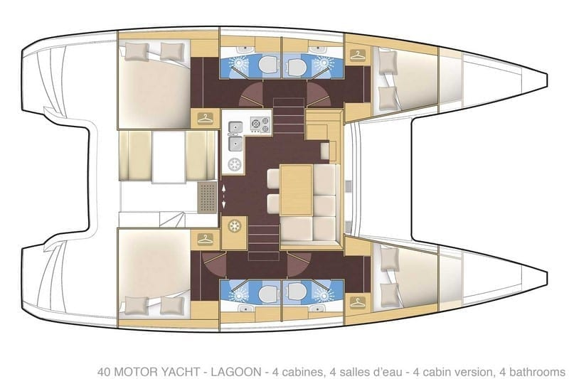 Marina del Rey Yacht Rentals Lagoon 17