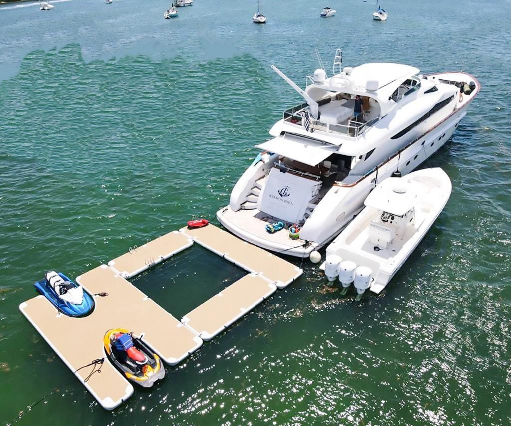 Miami Beach Super Yacht Charter