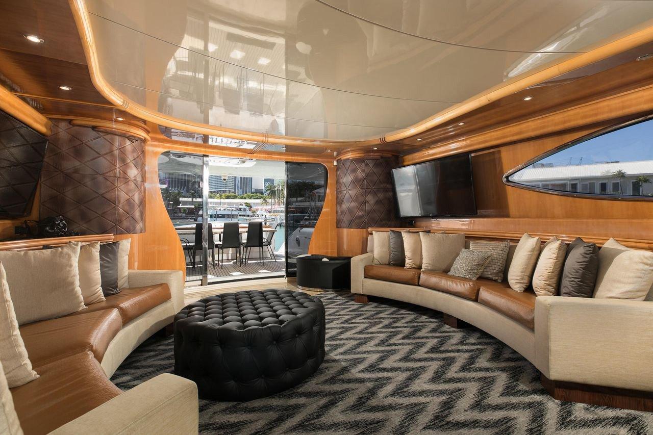 Miami Beach Super Yacht Rentals