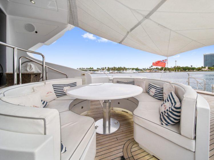 Miami Super yacht charter
