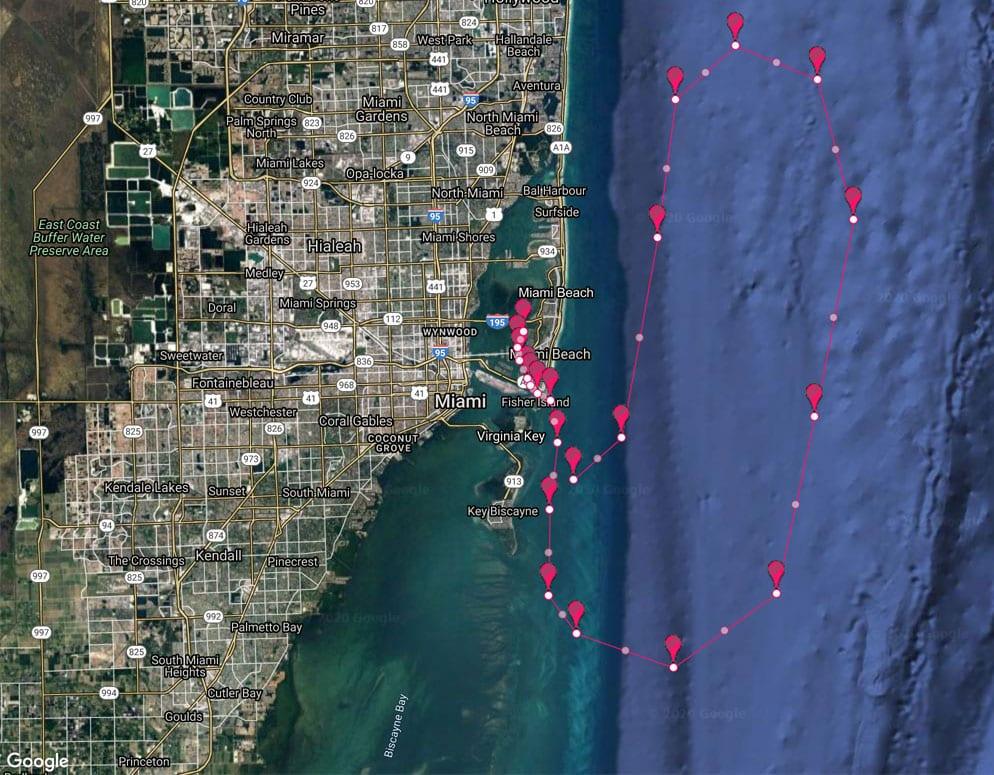 Miami-Yacht-Charter-Coastal-Cruise
