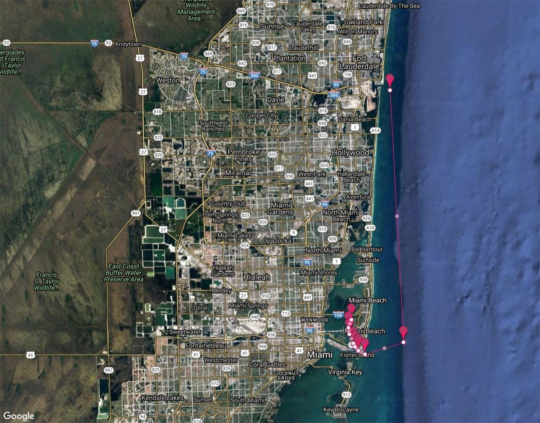 Miami-Yacht-Charter-to-Fort-Lauderdale