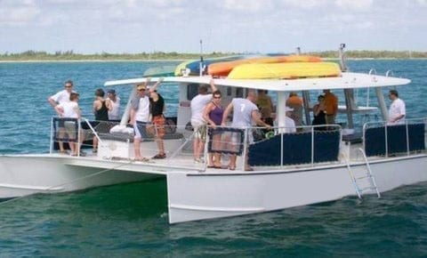 Miami Yacht Rentals 40' Mick Party