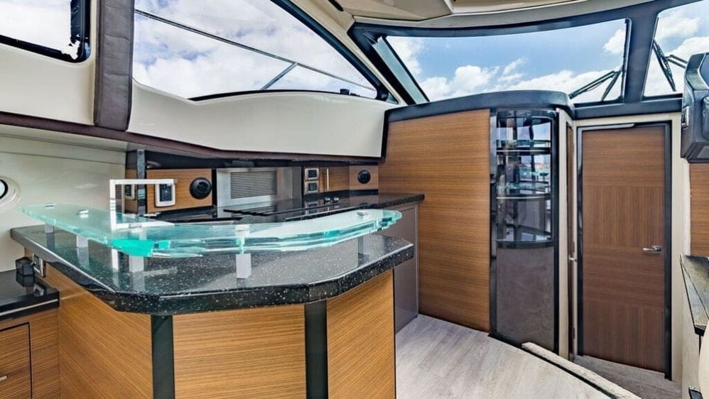 Miami Yacht Rentals 43' Marquis Galley