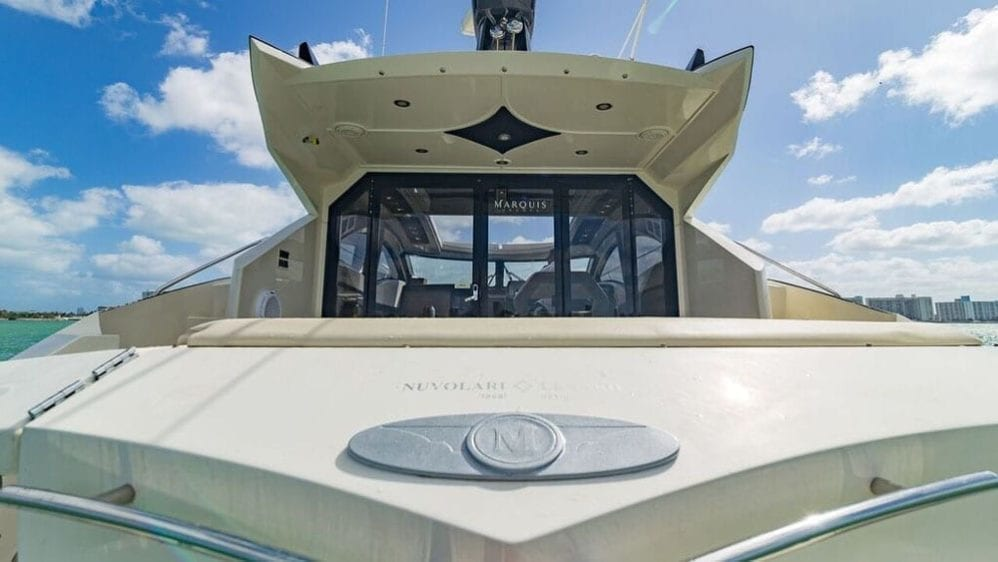 Miami Yacht Rentals 43' Marquis Transom