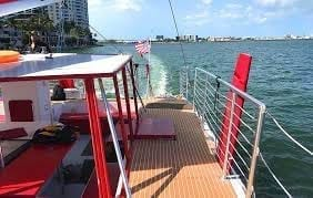 Miami Yacht Rentals 48' Offshore Catamaran 2