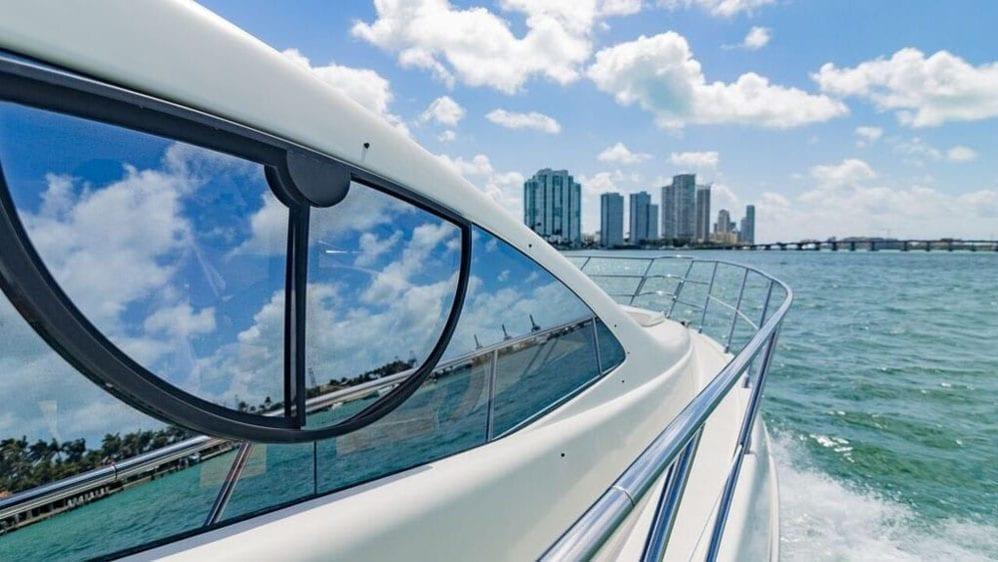 Miami Yacht Rentals 55' Azimut Starboard