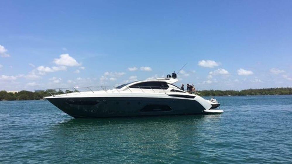 Miami Yacht Rentals 62' Azimut