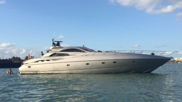 Miami Yacht Rentals 75' Predator
